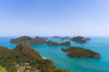 Angthong National Marine Park, Suratthani, Thailand