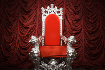 Regal Throne