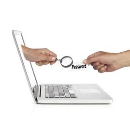 Passwort wird geklaut