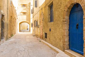 The Portuguese fortification of Mazagan, El Jadida, Morocco