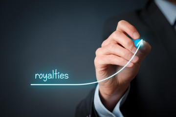 Royalties increase