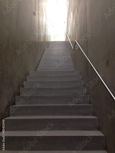 treppe aus beton stockfotos und lizenzfreie bilder auf bild 85403949. Black Bedroom Furniture Sets. Home Design Ideas