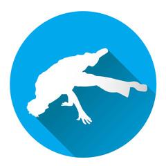 freestyle dancer icon