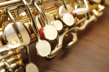 Saxophone Buttons