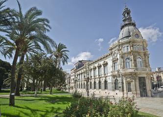Palacio Consistoria Cartegena