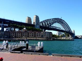 Hafenbrücke von Sydney, Australien