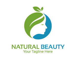 Natural beauty logo design vector. Spa and treatment logo design template. Healthcare design vector. Beauty salon logo .