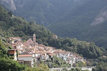 Massa, Altagnana, Toscana, Versilia, Wandern, Bergsteigen, Berge, Wanderwege, Wald, Italien, Meer, Mittelmeer, Riviera