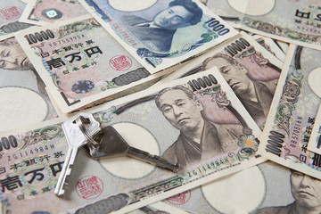 key of money