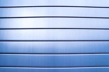 blauer Metall Hintergrund
