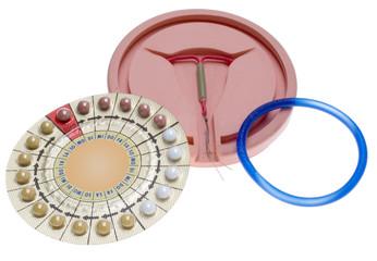 Verhütungsmittel: Pille - Spirale - Vaginalring