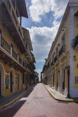 Seitenstraße in Panamas Altstadt