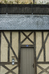 Thatched House, Angers, France