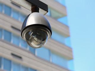 防犯カメラ-安全対策