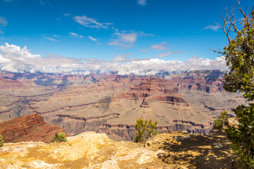 Grand Canyon - View from Hopi point