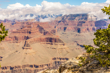 View from Hopi point - Grand Canyon