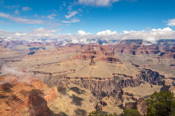 North Rim of Grand Canyon - View from Hopi point