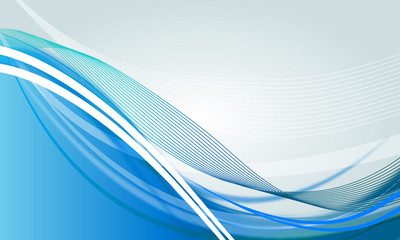 Abstract blue background 33