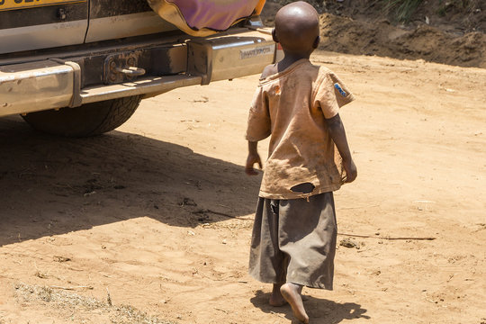africa burundi child