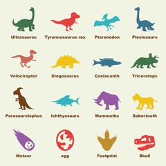dinosaur elements