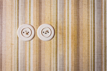 retro light switches