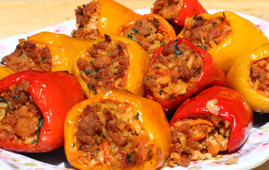 Recess Fitting Appetizer Stuffed Peppers