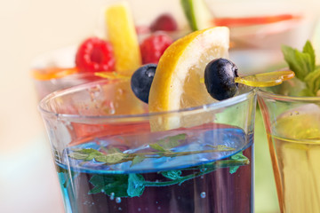 summers cocktails