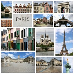 France collage