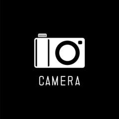 Camera Icon. Vector illustration