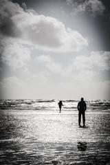 Naturerlebnis am Strand