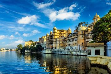 City Palace. Udaipur, India