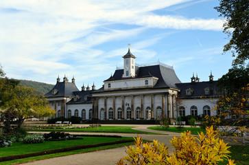 Neues Palais, Schloss Pillnitz