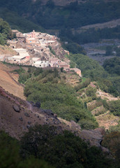 Mzik, small Berber village