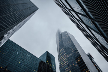 Abstract Architecture in New York