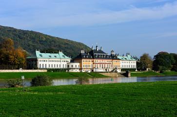 Wasserpalais, Schloss Pillnitz