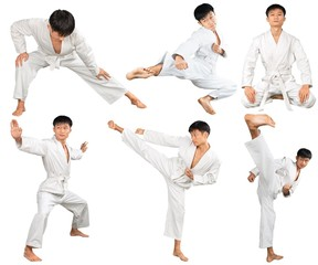 Karate, Martial Arts, Judo.