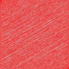 Scribble Sketch Grunge Textur Pattern   rot