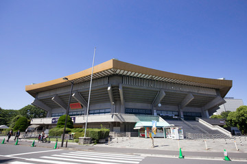 Fotobehang Stadion 日本武道館