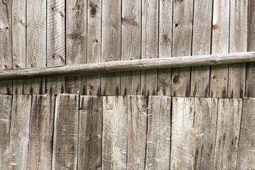 alter Bretter Holzwand