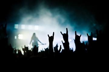 main levée concert