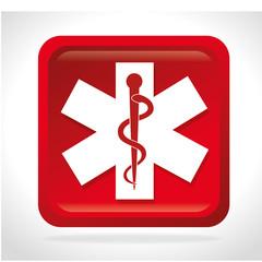 First aid design.
