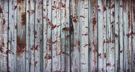 background old wooden barn door