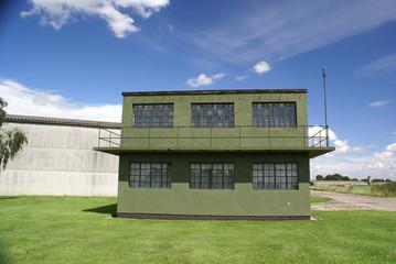 second world war military airfield