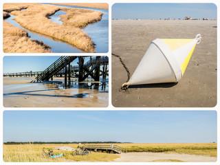 Collage Strandurlaub 01