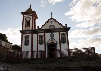Igreja São Francisco de Assis em Diamantina - Minas Gerais