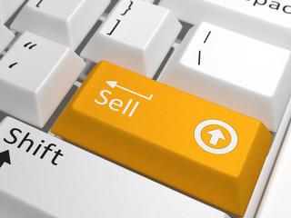 Sell key on keyboard