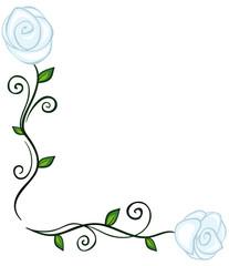 Rosen Briefpapier