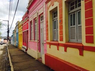 casa coloridas