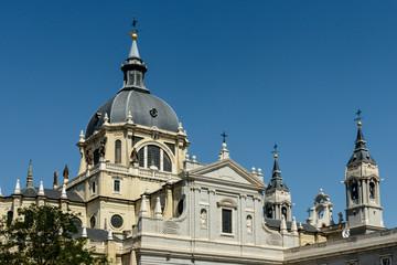Madrid, Cattedrale Almudena