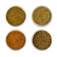 Variety Blend Seasoning isolated